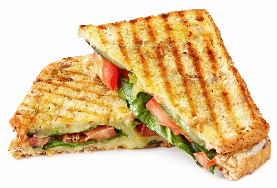 Уборка, розыгрыш, меню и жареные сэндвичи!