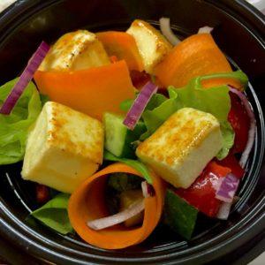 Овощной с карамелизированным сыром