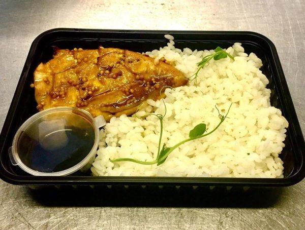 Куриное филе в азиатском стиле